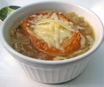 ONION SOUP   by chef montaser picture