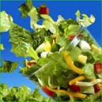 MIXED GARDEN GREEN SALAD -By Chef Mont picture