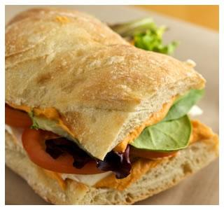 GRILLED HALLOUMI PANINI BREAD  -By Chef picture