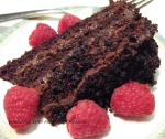 DESSERTS - BLACK OUT CAKE  picture