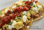 Huevos Rancheros with Fresh Salsa--A healthy version of a classic brea picture