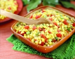 Corn and Green Chili Salad---This salad is so easy to prepare. Add som picture