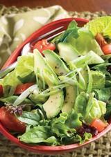 Avocado Garden Salad picture