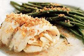 Crab Stuffed Sole picture