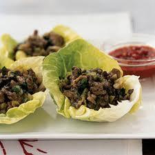 Chinese Lettuce Cups picture