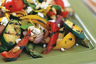 GRILLED VEGETABLE SALAD picture