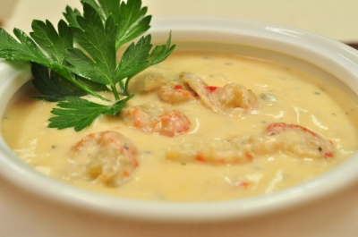 Crawfish Chowder picture