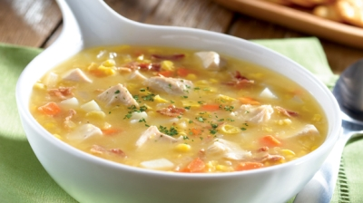 Chicken and Corn Chowder picture