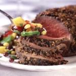Roast Beef Tenderloin with Port Sauce picture