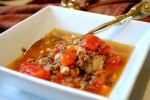 Chicken Wild Rice Soup -By Chef Montas picture