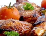 Grilled Lemon-Oregano Chicken Drumsticks picture