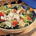 Salad with Creamy Dressing picture