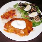salsa chicken picture