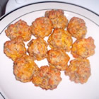 sausage balls picture