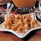 sausage biscuit bites picture