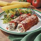 Sausage Cheese Manicotti picture