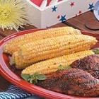 Savory Grilled Corn picture