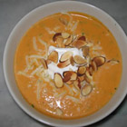 savory pumpkin soup picture