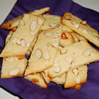 scandinavian almond bars picture