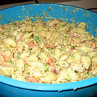 seafood salad supreme picture