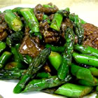 sesame beef picture