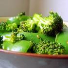 Sesame Broccoli picture