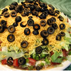 Seven Layer Taco Dip picture