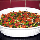 Seven Layer Tex Mex Dip picture