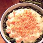 shrimp and asparagus casserole picture