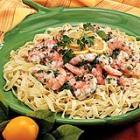 Shrimp Fettucine picture