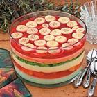 Six-Layer Gelatin Salad picture