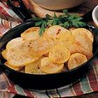 Skillet Squash and Potatoes picture