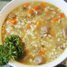 Slow Cooker Beef Barley Soup picture