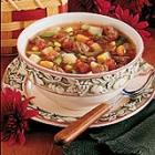 Slow Cooker Vegetable Soup picture