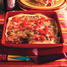 smothered mexican lasagna picture