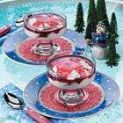 Snowflake Pudding picture