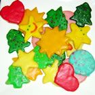 soft christmas cookies picture