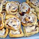 Soft, Moist and Gooey Cinnamon Buns picture