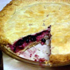 sour cream gooseberry pie picture