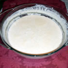 sourdough starter picture