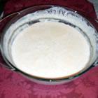 sourdough starter picture