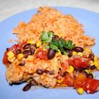 southwest chicken picture