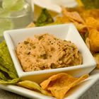Spicy Three Pepper Hummus picture