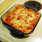 spicy vegetarian lasagna picture