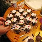 Spider Cupcakes picture