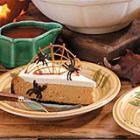 Spiderweb Pumpkin Cheesecake picture