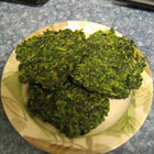 Spinach Pancakes picture