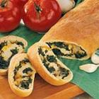 Spinach-Stuffed Bread picture