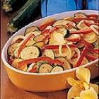 Squash and Pepper Skillet picture
