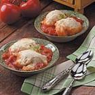 Stewed Tomatoes with Dumplings picture